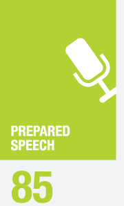 85-prepared-speech